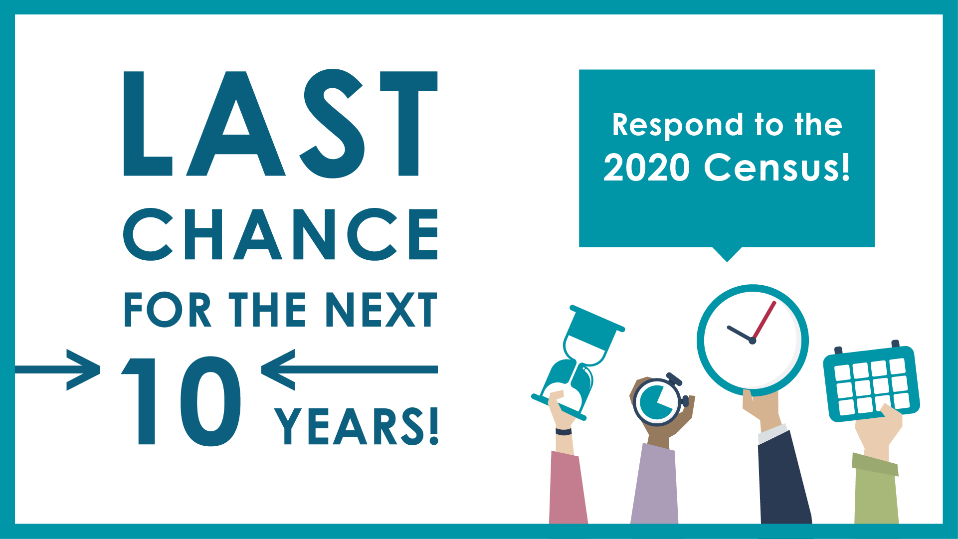 2020 Census - Have You Completed Yours?