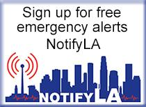 Emergency Alerts Sent Directly To You