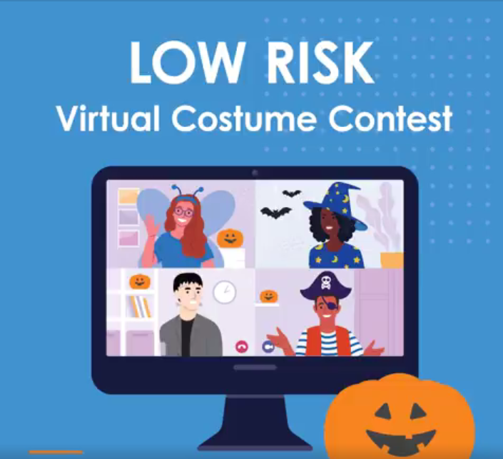Guidelines from The California Department of Health for Halloween
